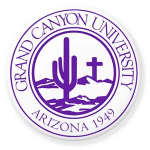 Grand Canyon U logo